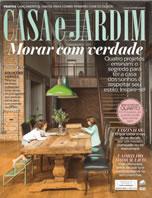CAPA CASA E JARDIM 2015