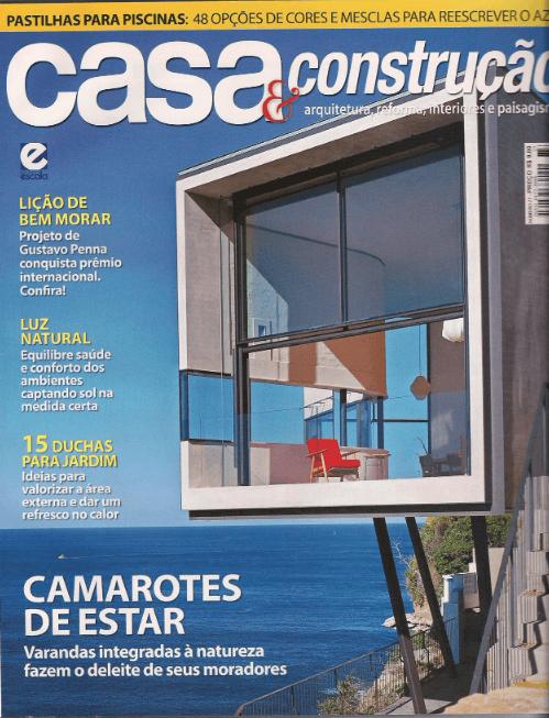 Casa & Construção - jan 2012 - 1Capa