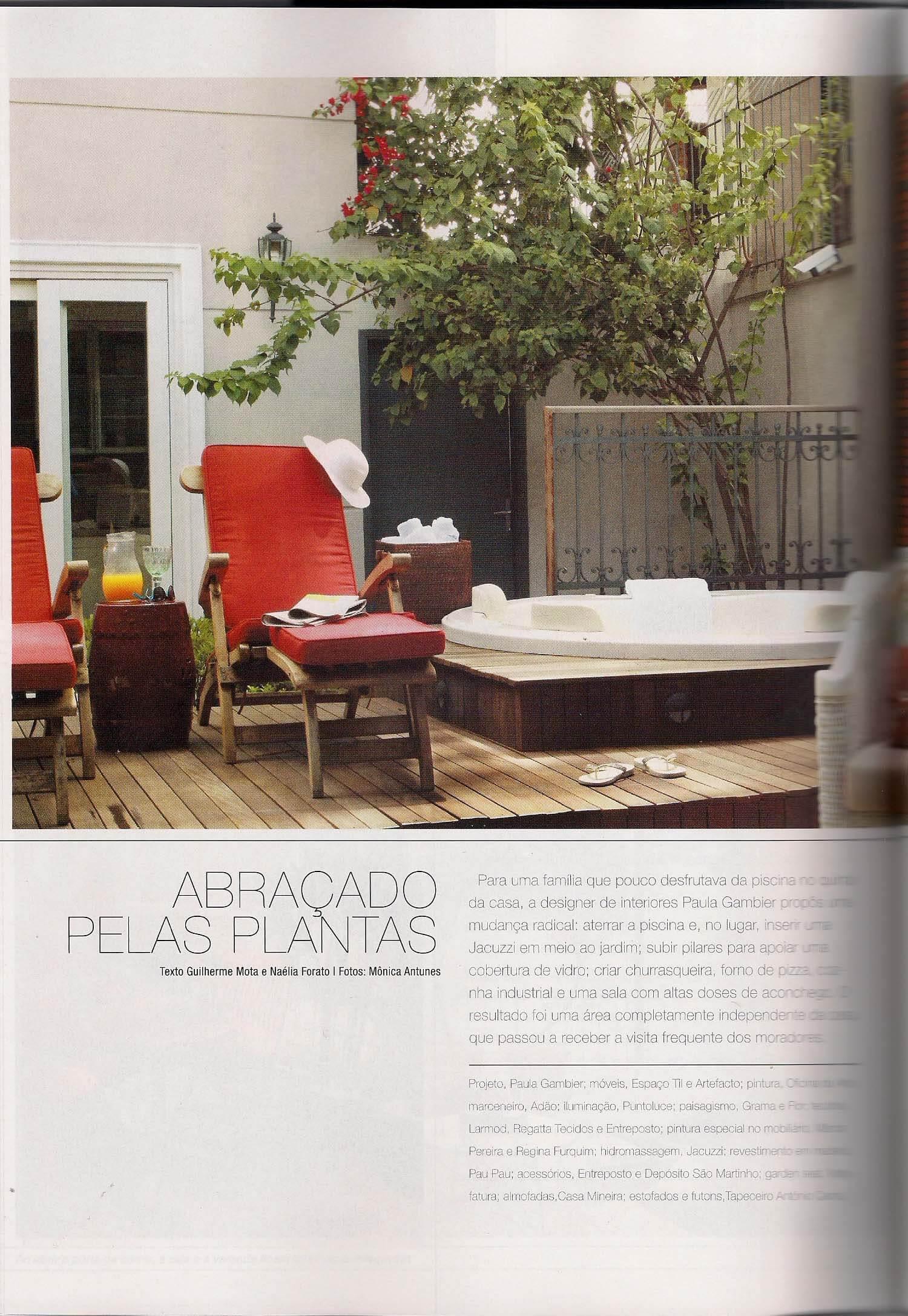 Guia de Varandas & Sacadas  - ago 2012 - 4