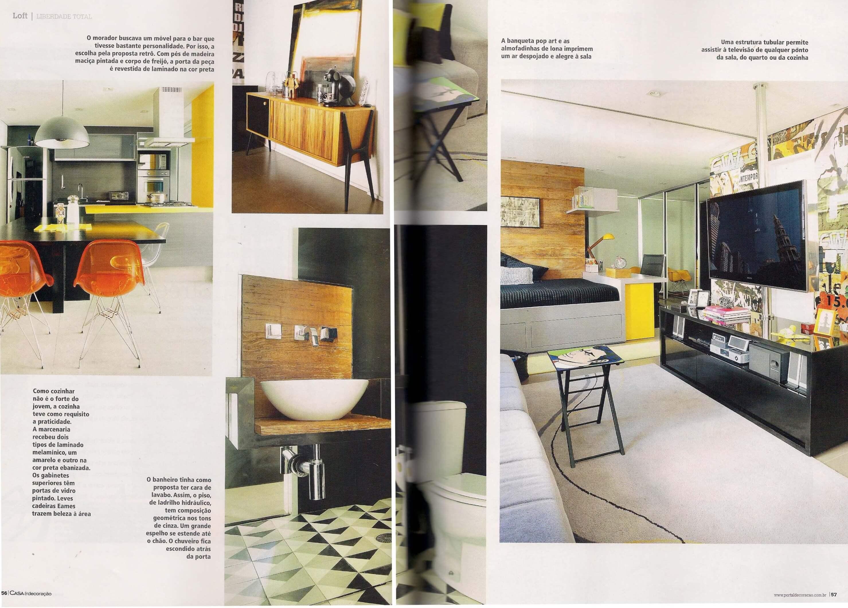 Casa & Decoracao  - ago 2012 - 3